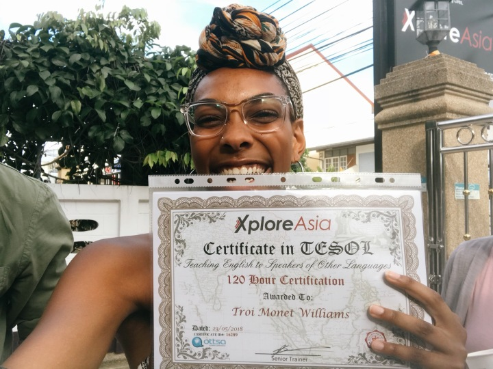 XploreAsia TESOL Certification