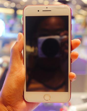 Fixed iPhone 7 Plus Screen