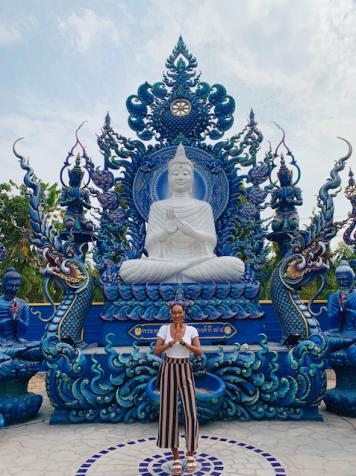Blue Temple Chiang Rai 2