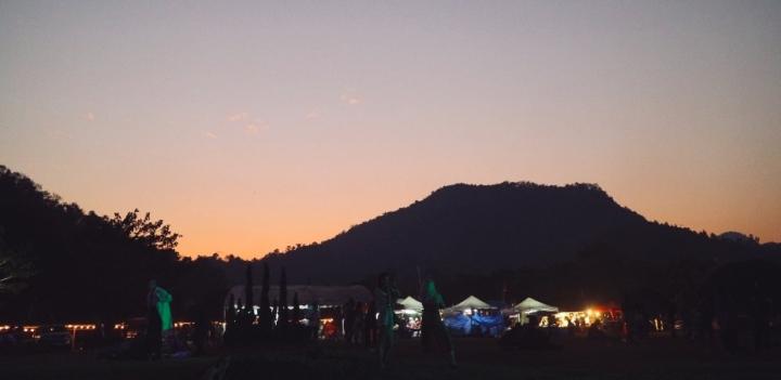Jai Thep Sunset