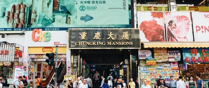 Surviving Chungking Mansions in Hong Kong