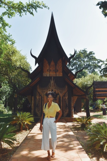 Baandam Museum (Black Temple) - Chiang Rai