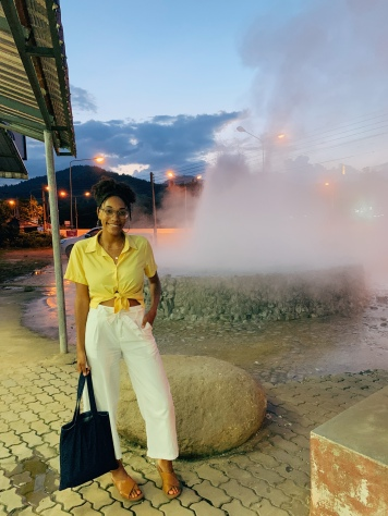 Mae Kachan Hot Spring and Geyser