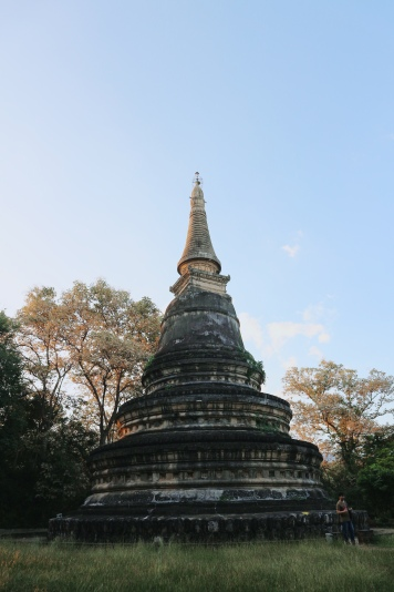 Wat Umong Chedi