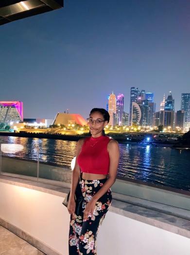 Doha Skyline Nobu