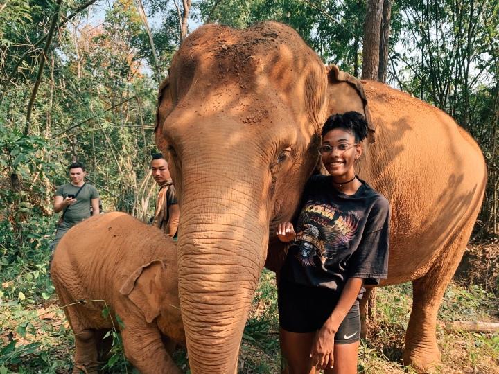 Karen Elephant Sanctuary Chiang Mai