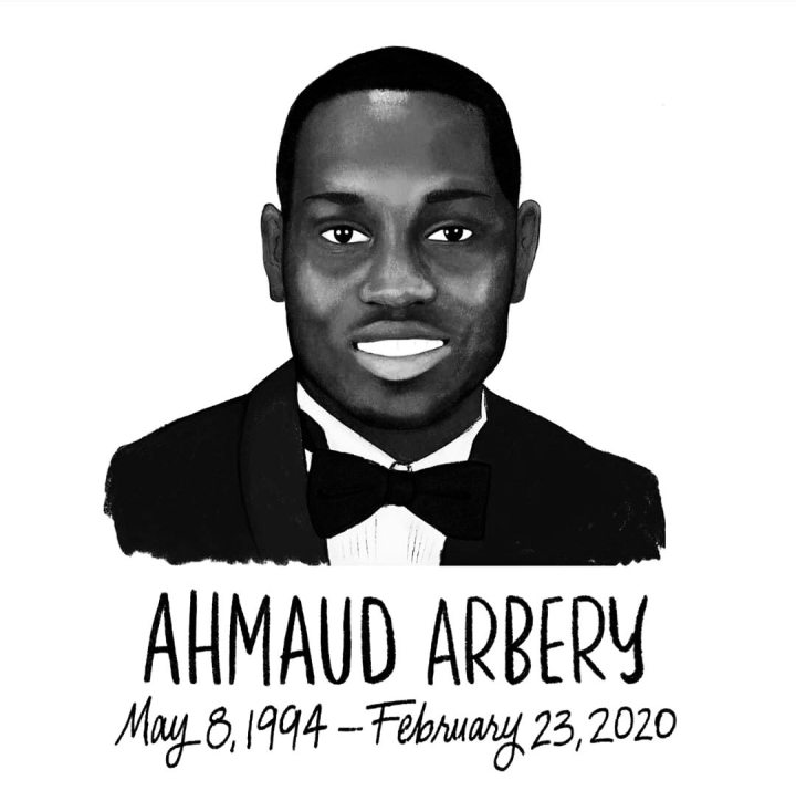 Ahmaud Arbery Gun Violence USA
