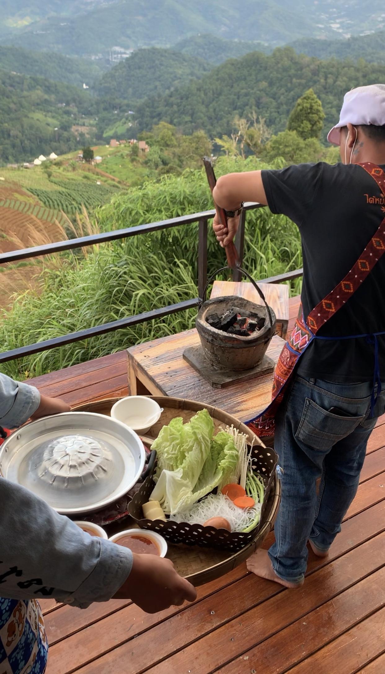 Mon Jam Chiang Mai